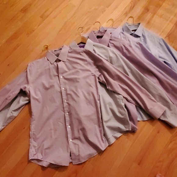Nordstrom Other - ⭐FIVE⭐ mens dress button downs